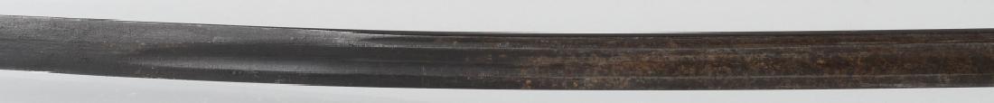 CIVIL WAR M 1850 FOOT OFFICERS SWORD - 8