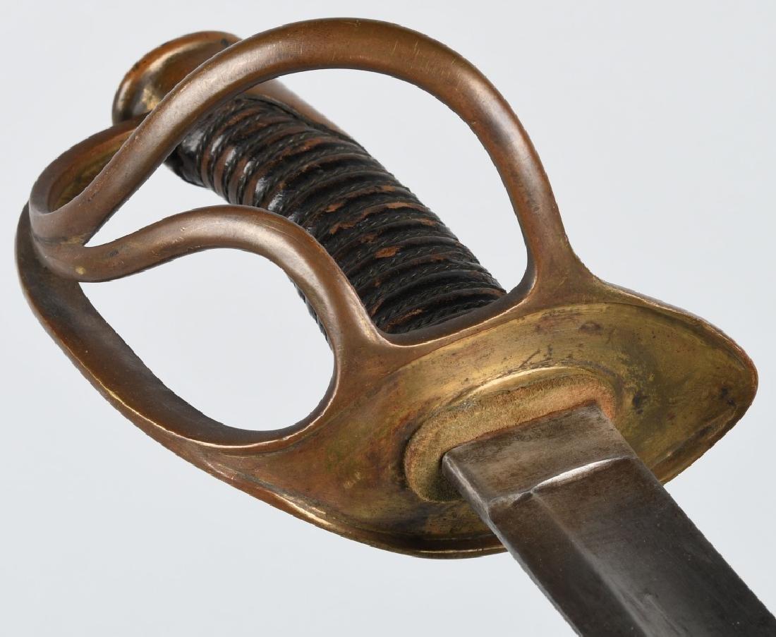 CIVIL WAR M1840 CAVALRY SABER - GERMAN IMPORT - 9