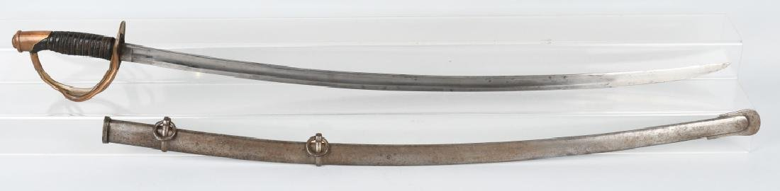 CIVIL WAR M 1860 CAVALRY SABER AMES 1861