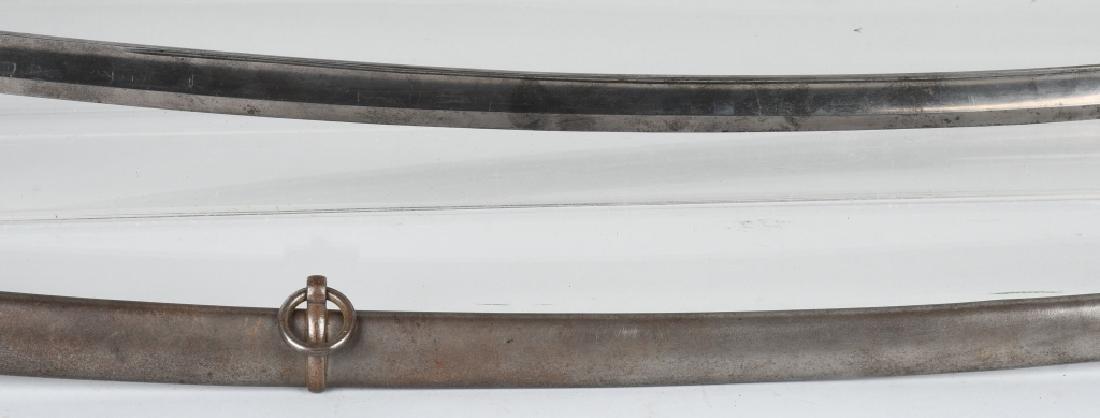 CIVIL WAR M1860 MANSFIELD & LAMB CAVALRY SABER '64 - 3