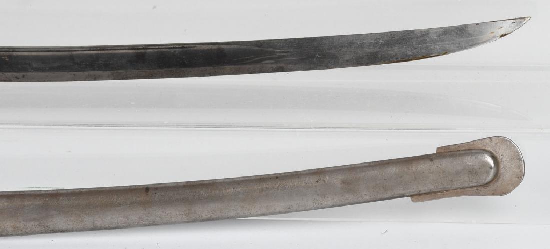 CIVIL WAR M1860 MANSFIELD & LAMB CAVALRY SABER '64 - 4