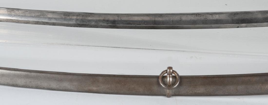 CIVIL WAR M1860 MANSFIELD & LAMB CAVALRY SABER '64 - 9