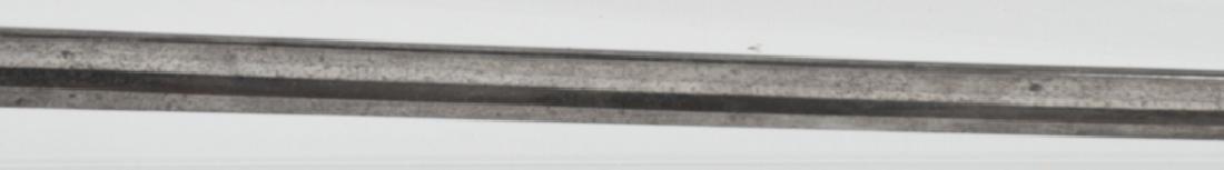 CIVIL WAR M 1840 NCO SWORD AMES 1862 - 3