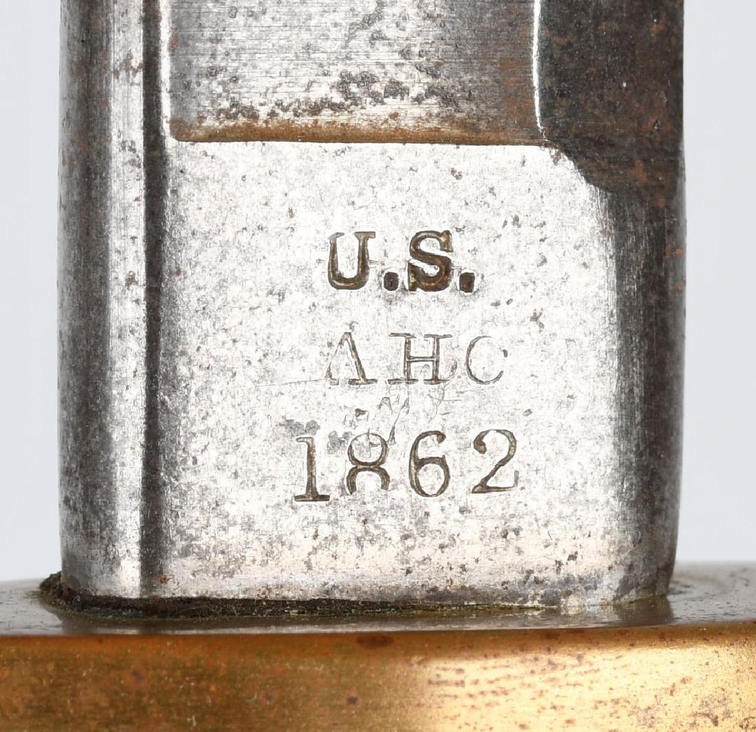 CIVIL WAR M 1840 NCO SWORD AMES 1862 - 5