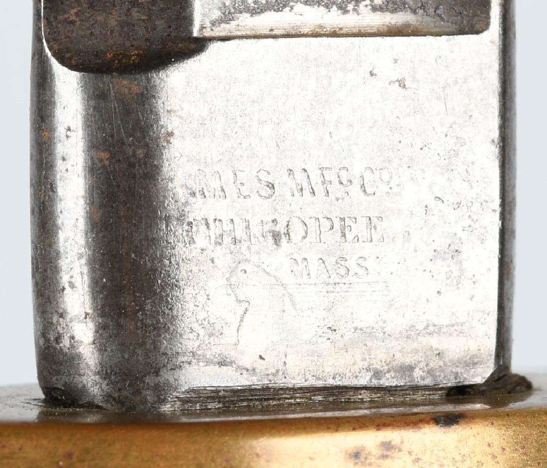 CIVIL WAR M 1840 NCO SWORD AMES 1862 - 6