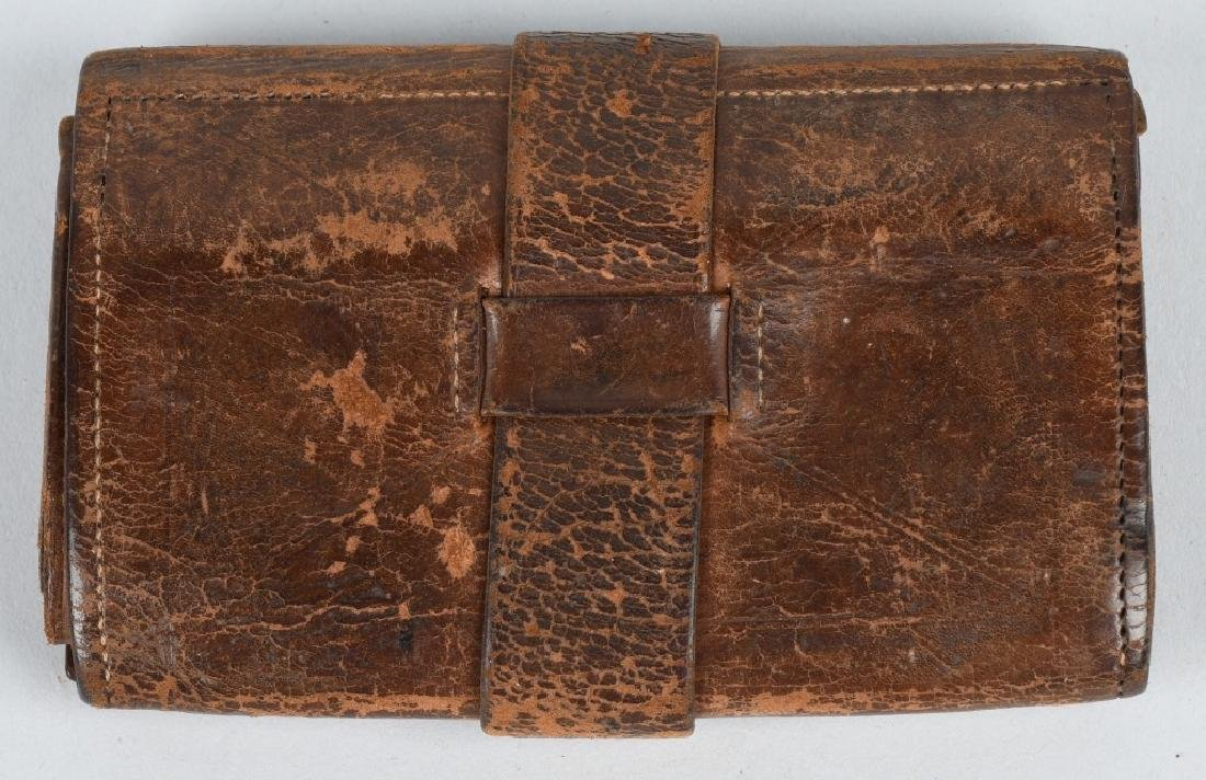 CIVIL WAR IDED 1ST EAST TENNESSEE CAVALRY WALLET - 10