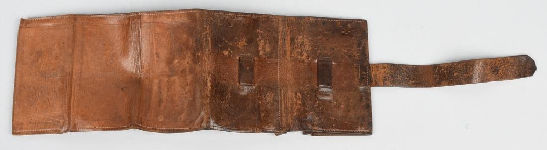 CIVIL WAR IDED 1ST EAST TENNESSEE CAVALRY WALLET - 8