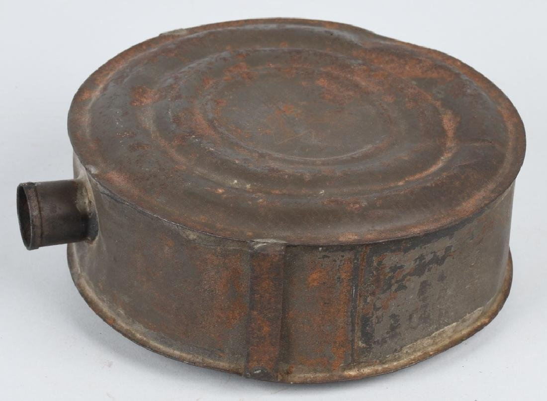 CIVIL WAR - PRE CIVIL WAR MILITIA CANTEEN - 5