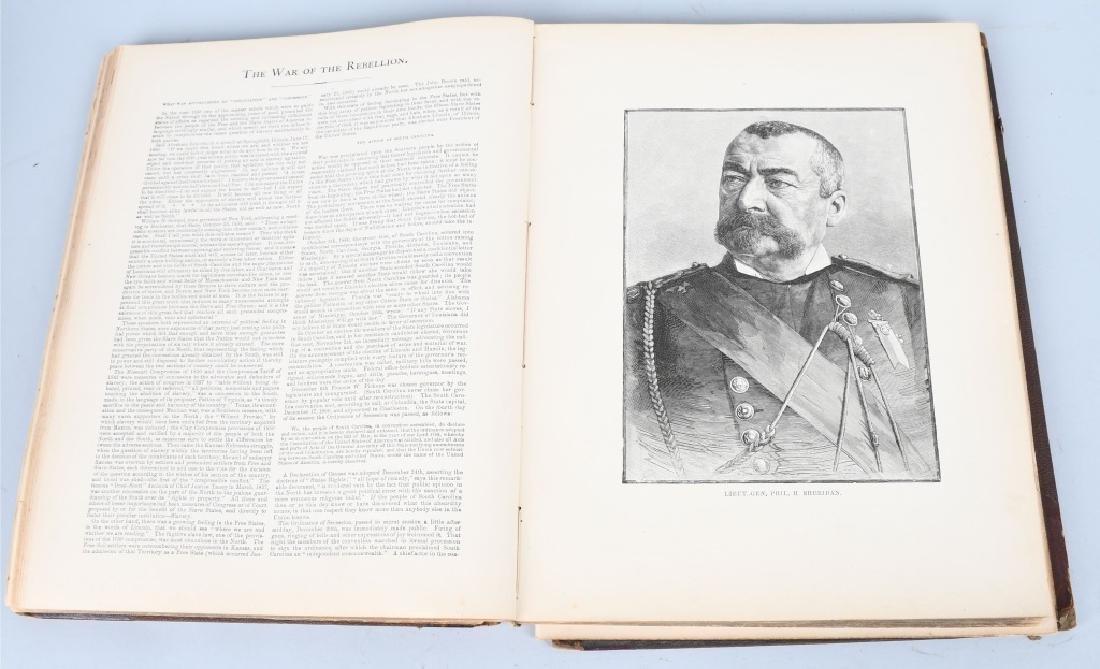 CIVIL WAR OHIO RELATED VINTAGE BOOKS - 11