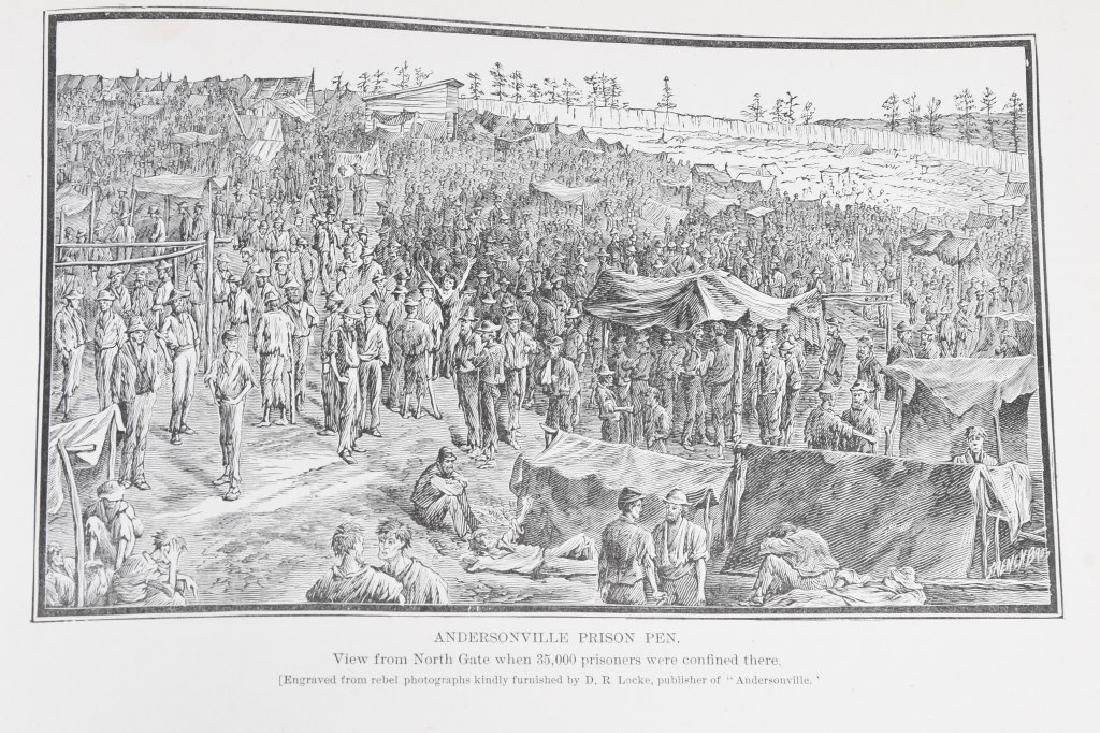 CIVIL WAR OHIO RELATED VINTAGE BOOKS - 16