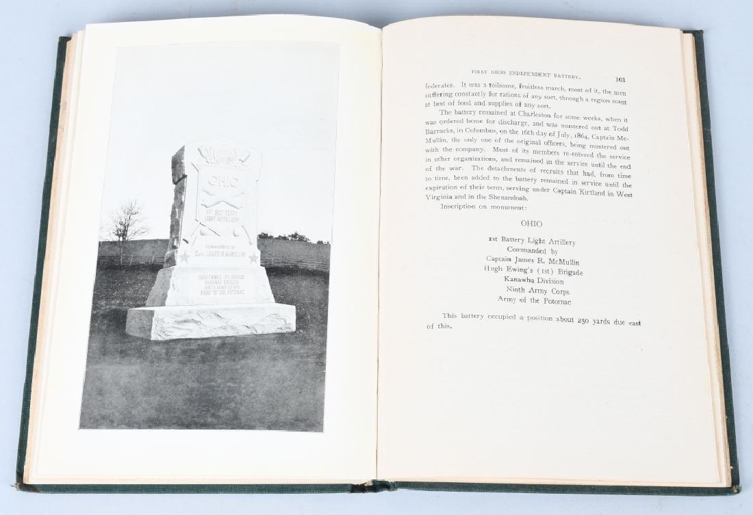 CIVIL WAR OHIO RELATED VINTAGE BOOKS - 3