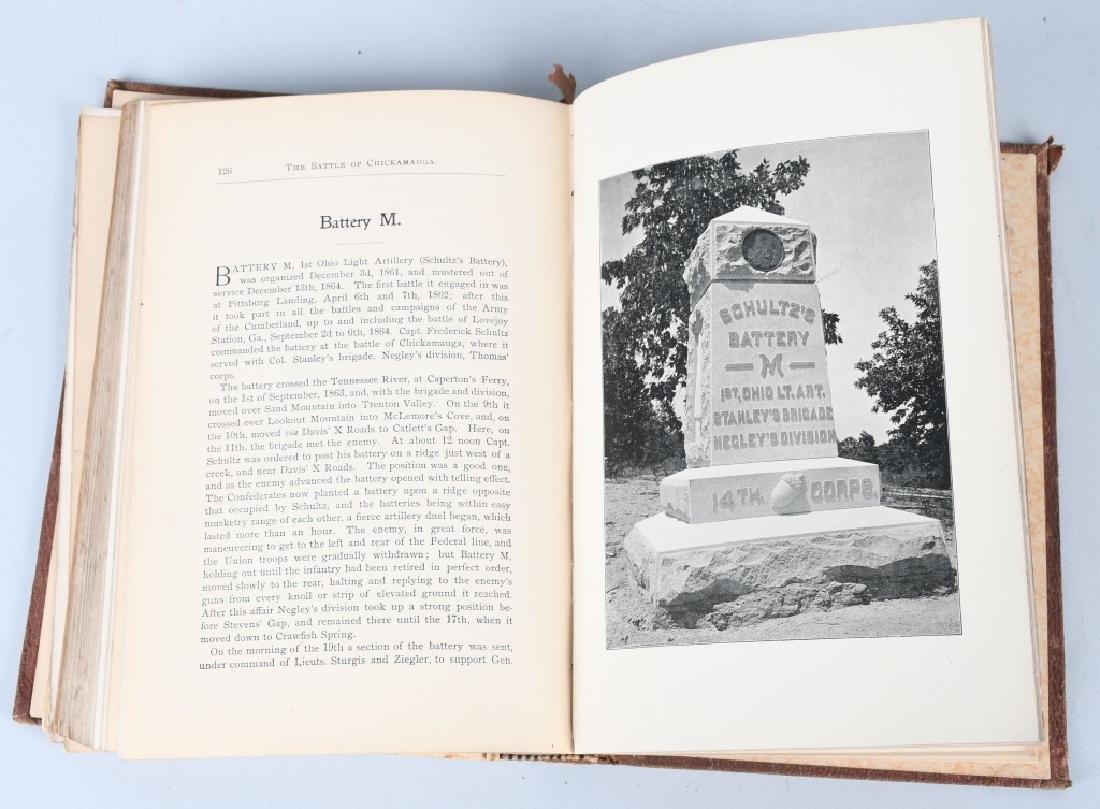 CIVIL WAR OHIO RELATED VINTAGE BOOKS - 4