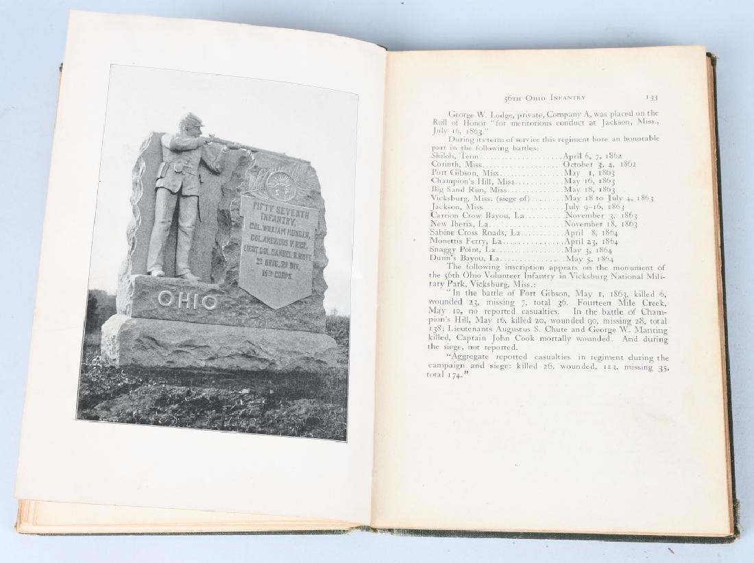CIVIL WAR OHIO RELATED VINTAGE BOOKS - 6