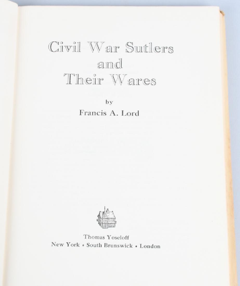 CIVIL WAR BOOK LOT INC. REGIMENTAL HISTORIES - 7