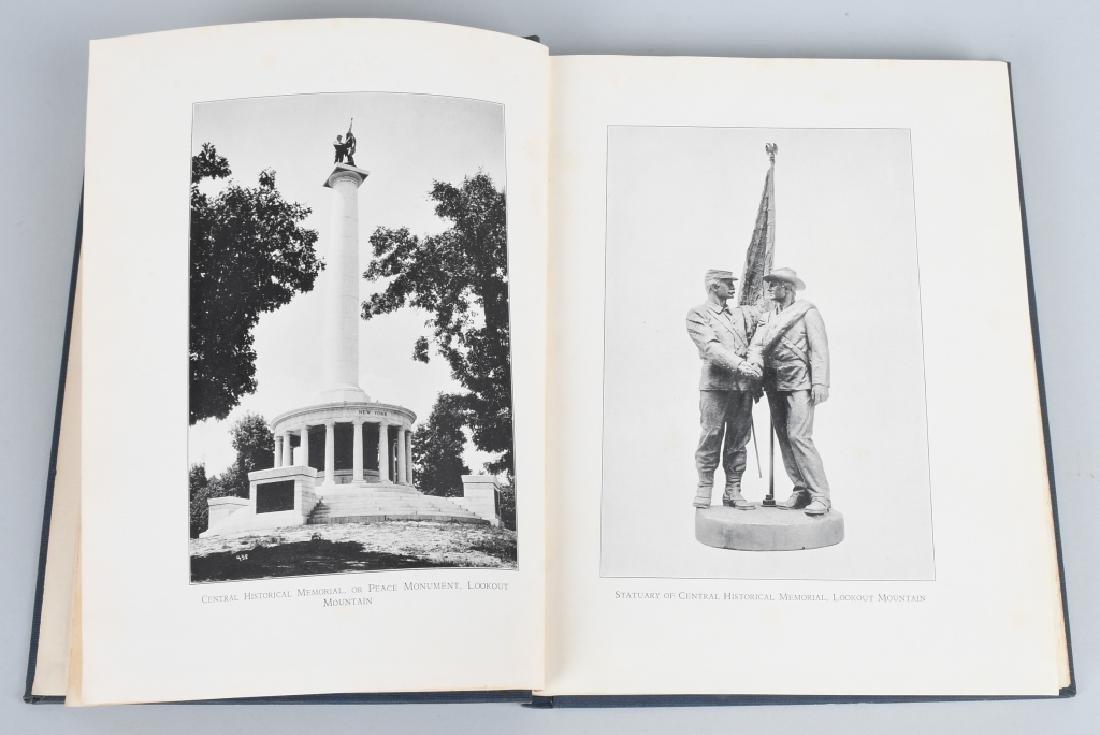 CIVIL WAR - LOT OF VINTAGE BOOKS - CHICKAMAUGA - 8