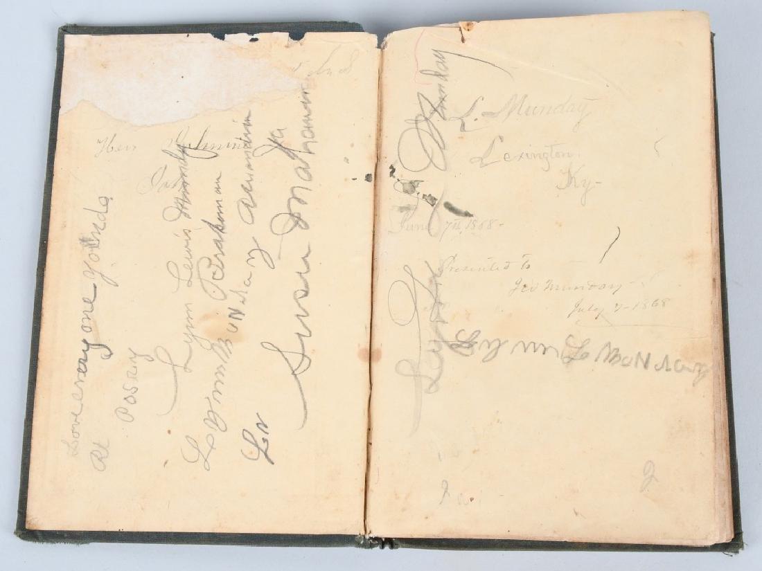 CIVIL WAR VINT BOOKS GETTYSBURG INVASION PUBL 1864 - 3