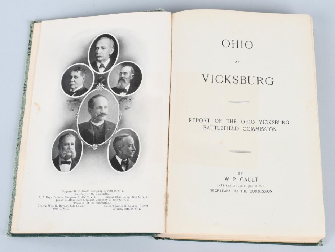 CIVIL WAR VINT BOOKS GETTYSBURG INVASION PUBL 1864 - 8