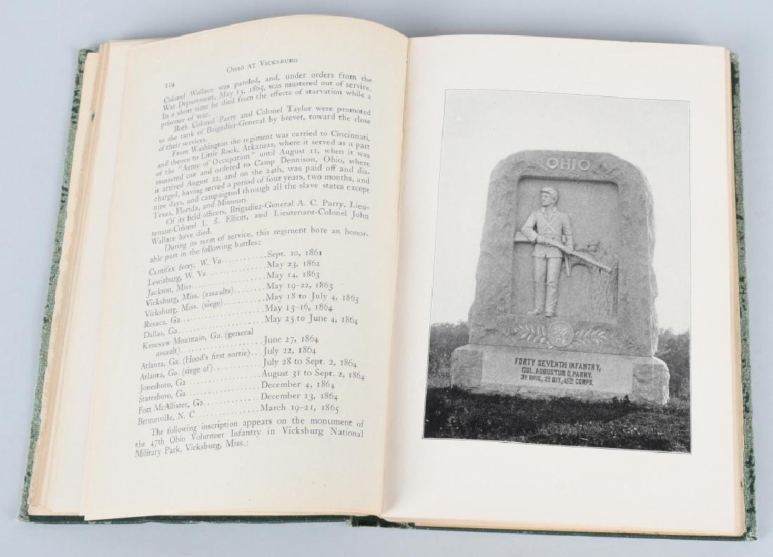 CIVIL WAR VINT BOOKS GETTYSBURG INVASION PUBL 1864 - 9