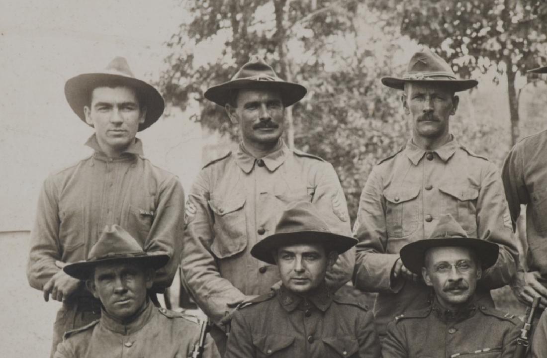 1908 IMPERIAL ALBUMEN 6TH MASSACHUSETTS INF - 2