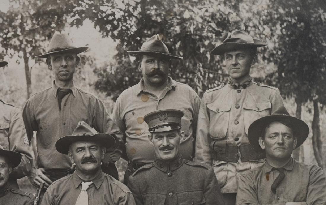 1908 IMPERIAL ALBUMEN 6TH MASSACHUSETTS INF - 3