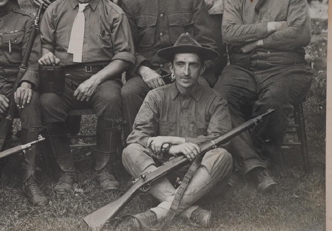 1908 IMPERIAL ALBUMEN 6TH MASSACHUSETTS INF - 4