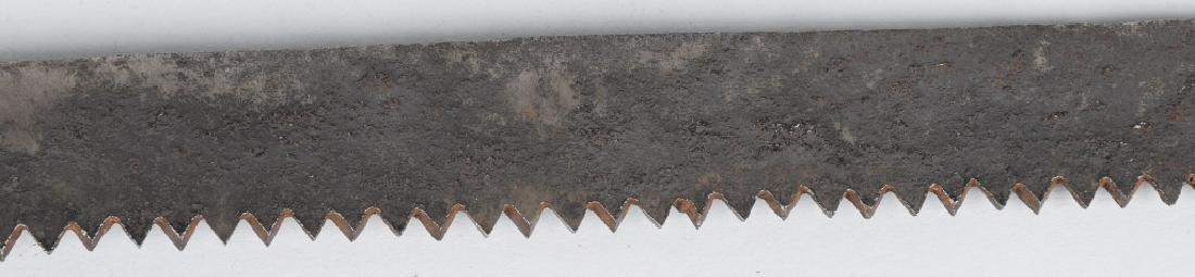 OTTOMAN EMPIRE SAW BLADE SHORT SWORD - 8