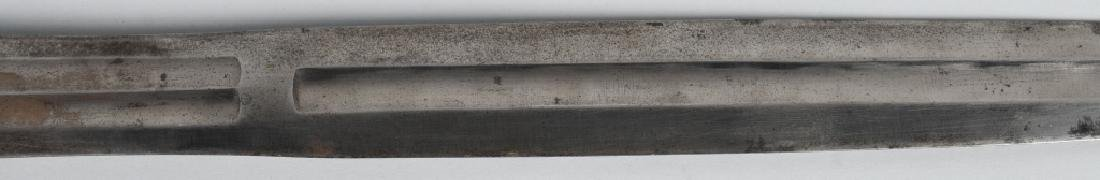 MODEL 1816 FRENCH ARTILLERY SHORT SWORD, 1818 - 6