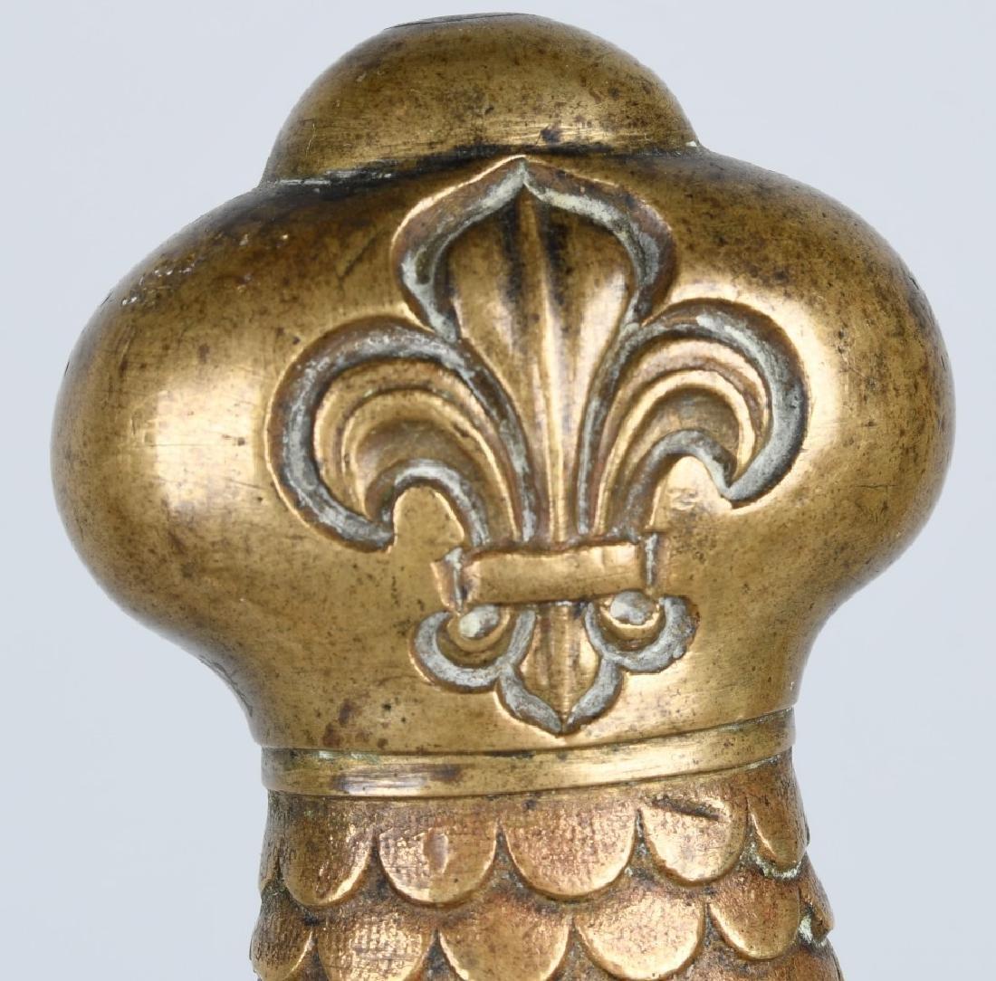 MODEL 1816 FRENCH ARTILLERY SHORT SWORD, 1818 - 9