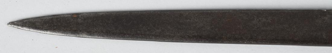 19th CENT. FRENCH SHORT SWORD, F. BACKE, PARIS - 4