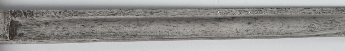 19th CENT. EUROPEAN HUNTING SHORT SWORD - 6
