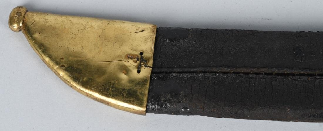 MODEL 1855 PRUSSIAN PIONEER'S SHORT SWORD - 12