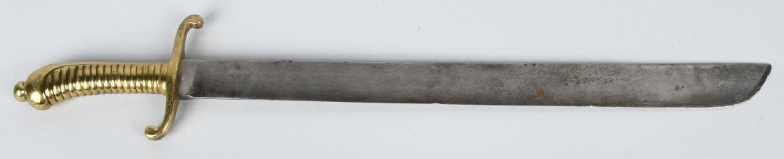 MODEL 1855 PRUSSIAN PIONEER'S SHORT SWORD - 13