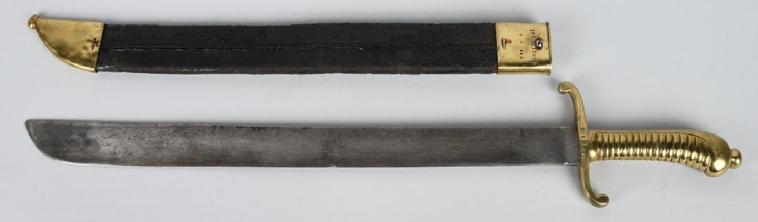 MODEL 1855 PRUSSIAN PIONEER'S SHORT SWORD
