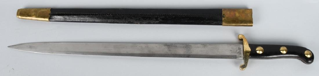MODEL 1842-52 SWISS RIFLEMAN'S SHORT SWORD
