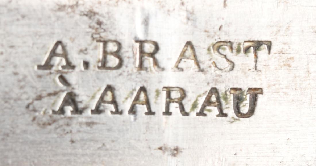MODEL 1842-52 SWISS RIFLEMAN'S SHORT SWORD - 5