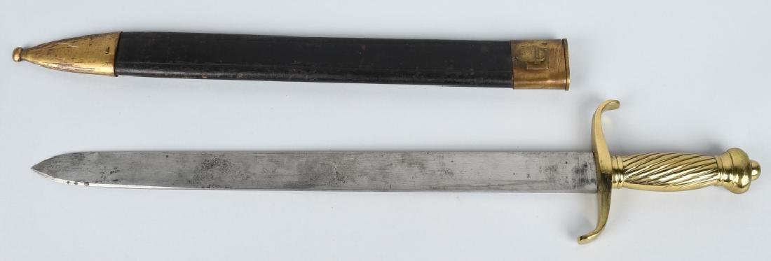 MODEL 1849-52 GERMAN INFANTRY SHORT SWORD