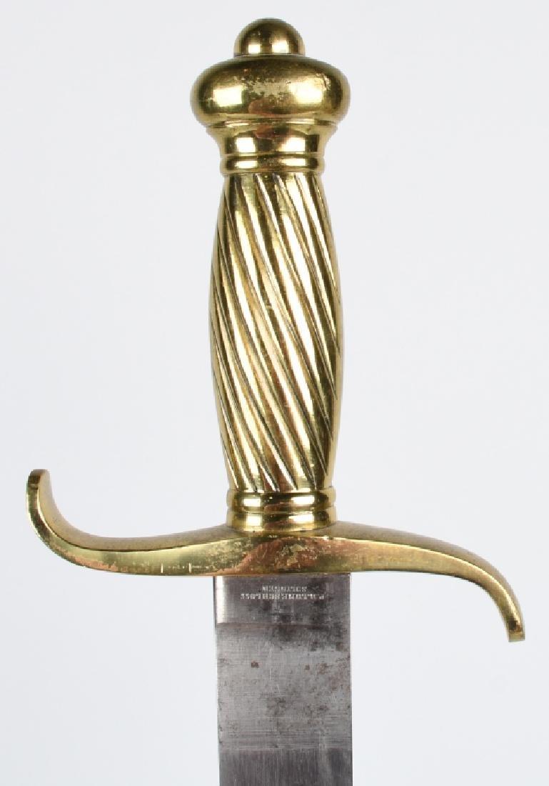 MODEL 1849-52 GERMAN INFANTRY SHORT SWORD - 2