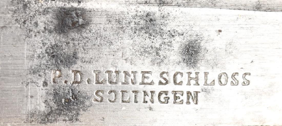 MODEL 1849-52 GERMAN INFANTRY SHORT SWORD - 4