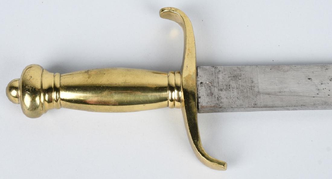 MODEL 1849-52 GERMAN INFANTRY SHORT SWORD - 7