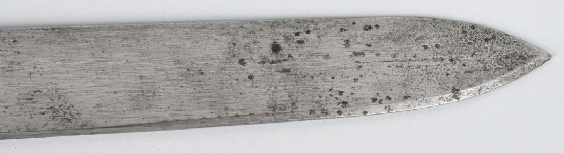 MODEL 1849-52 GERMAN INFANTRY SHORT SWORD - 9