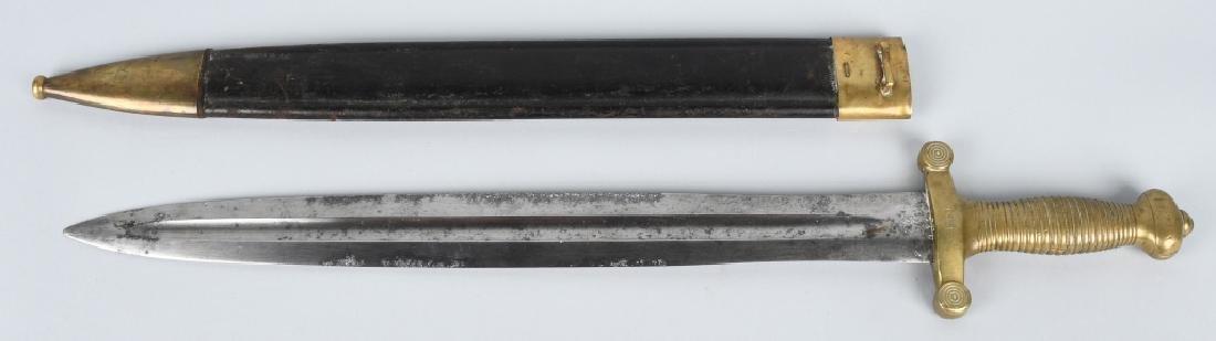 MODEL 1831 FRENCH FOOT ARTILLERY SWORD