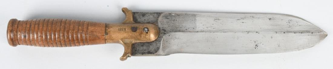 INDIAN WARS MODEL 1880 HUNTING KNIFE SPRINGFIELD - 2