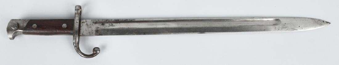WWI REMINGTON M14 BAYONET & UNIDED SABER BAYONET - 5