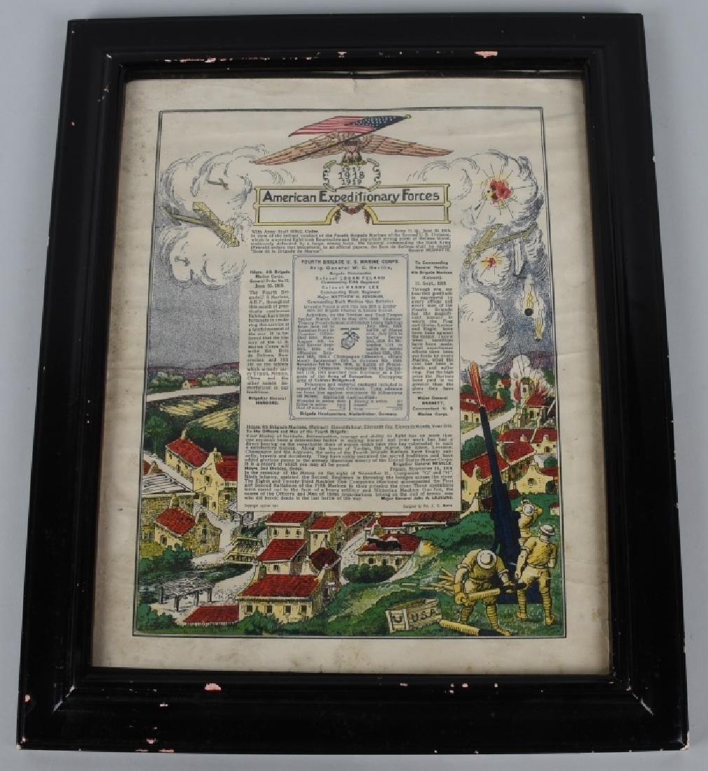 C1900 SILK - EMBROIDERY CHINA PHILIPPINES MEMORIAL - 10
