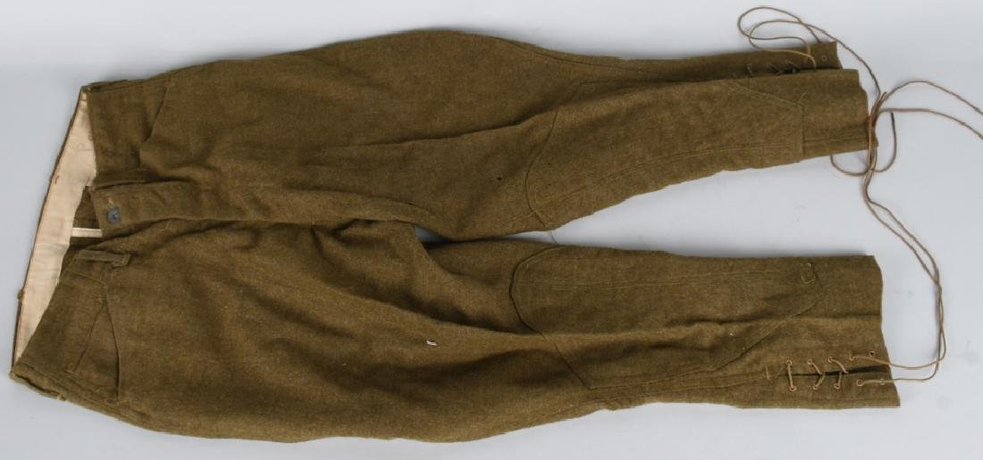 WWI U.S. 2ND DIVISION IDENTIFIED UNIFORM - 10