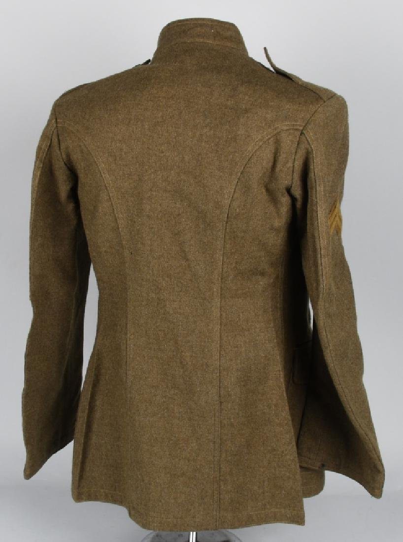 WWI U.S. 2ND DIVISION IDENTIFIED UNIFORM - 5