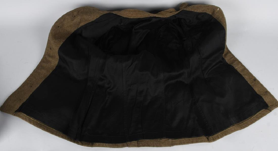 WWI U.S. 2ND DIVISION IDENTIFIED UNIFORM - 8