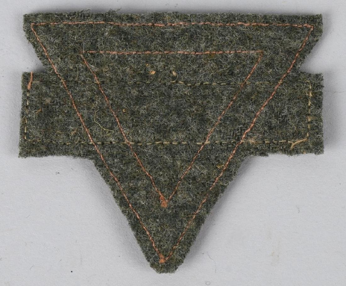 WWI U.S. RED CROSS IDED PATCH & PHOTO - 4