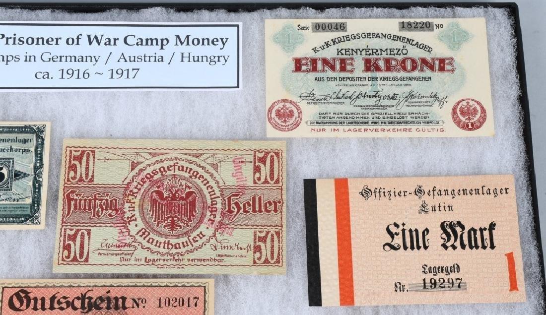 WWI GERMAN AUSTRO/HUNGARIAN POW CAMP MONEY - 3