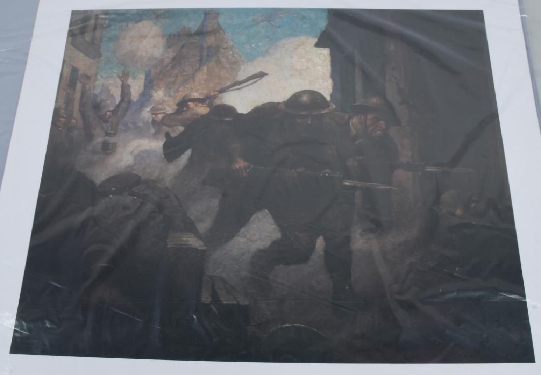 WWI U.S. 19171918 1919 PRINTS BY E.G. RENESCH - 2
